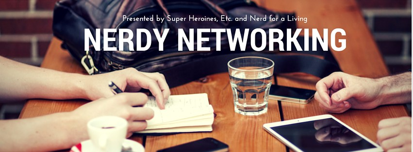 Nerdy Networking Event