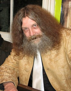 Adron Buske interviews Alan Moore