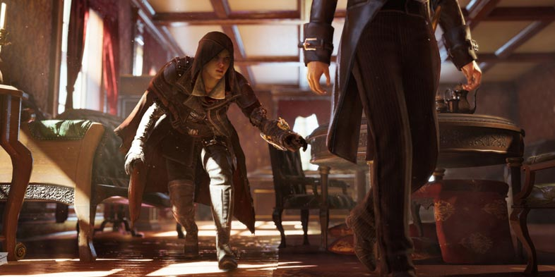 Assassin's Creed: Syndicate - Evie Frye sneak attack