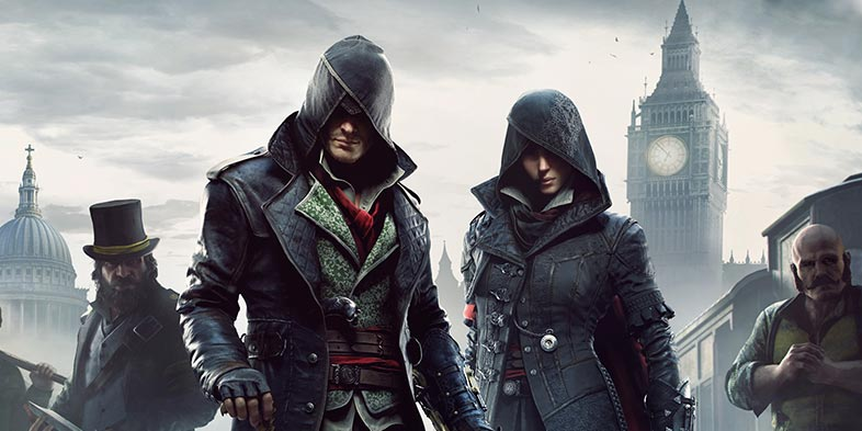 Assassin's Creed: Syndicate - Jacob and Evie Frye