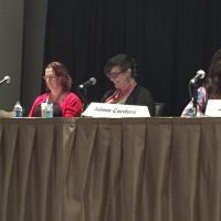 Heidi Gaertner, Rebecca Hicks, Jaimie Cordero and Jina Heverley