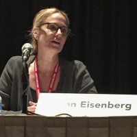 Susan Eisenberg on the How to be a Nerd for a Living panel at GeekGirlCon 2014