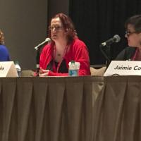 Heidi Gaertner, Rebecca Hicks and Jaimie Cordero