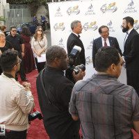 Writers of the Future Red Carpet