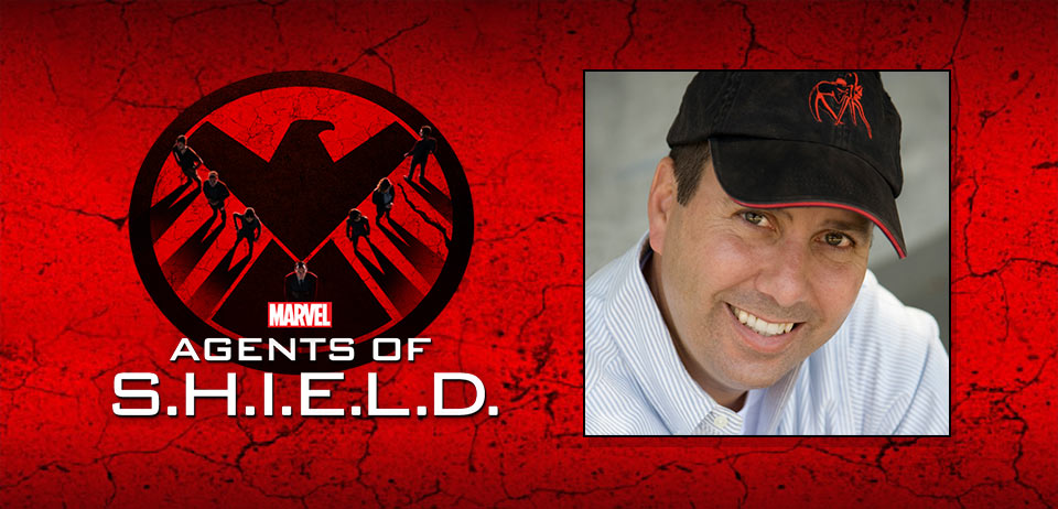Mark Kolpack - VFX Supervisor, Marvel's Agents of S.H.I.E.L.D.