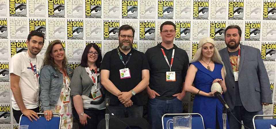 San Diego Comic Con Panelists