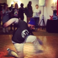 TEDx Gateway Arch: Breakdancing on the Exhibition Floor