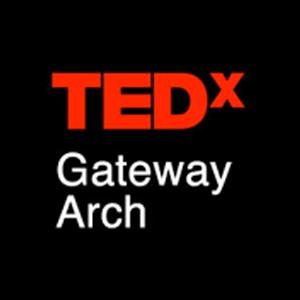 Logo: TEDx Gateway Arch