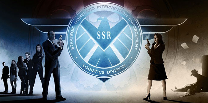 Marvel's Agents of SHIELD and Agent Carter