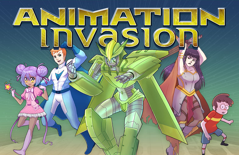 Animation Invasion Podcast