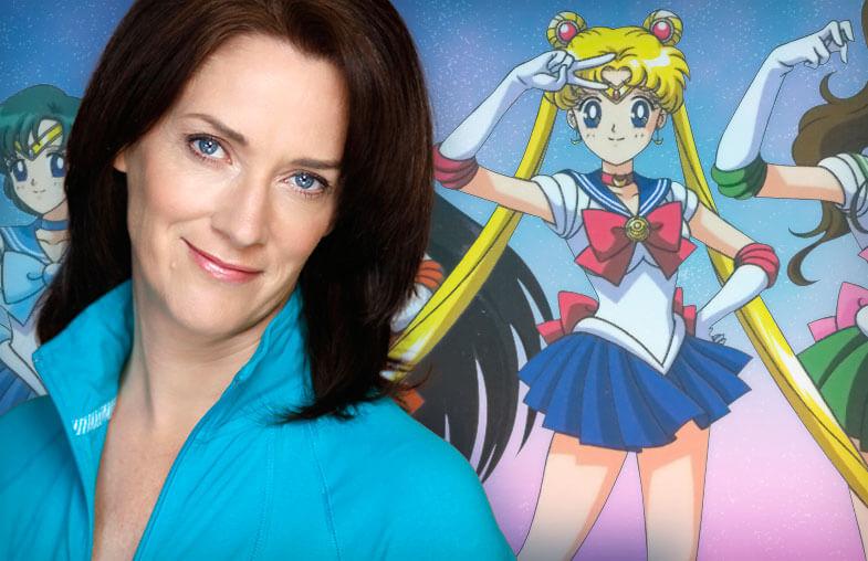 Linda Ballantyne - Voice of Sailor Moon