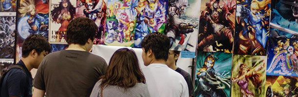 Protecting Artist Alley
