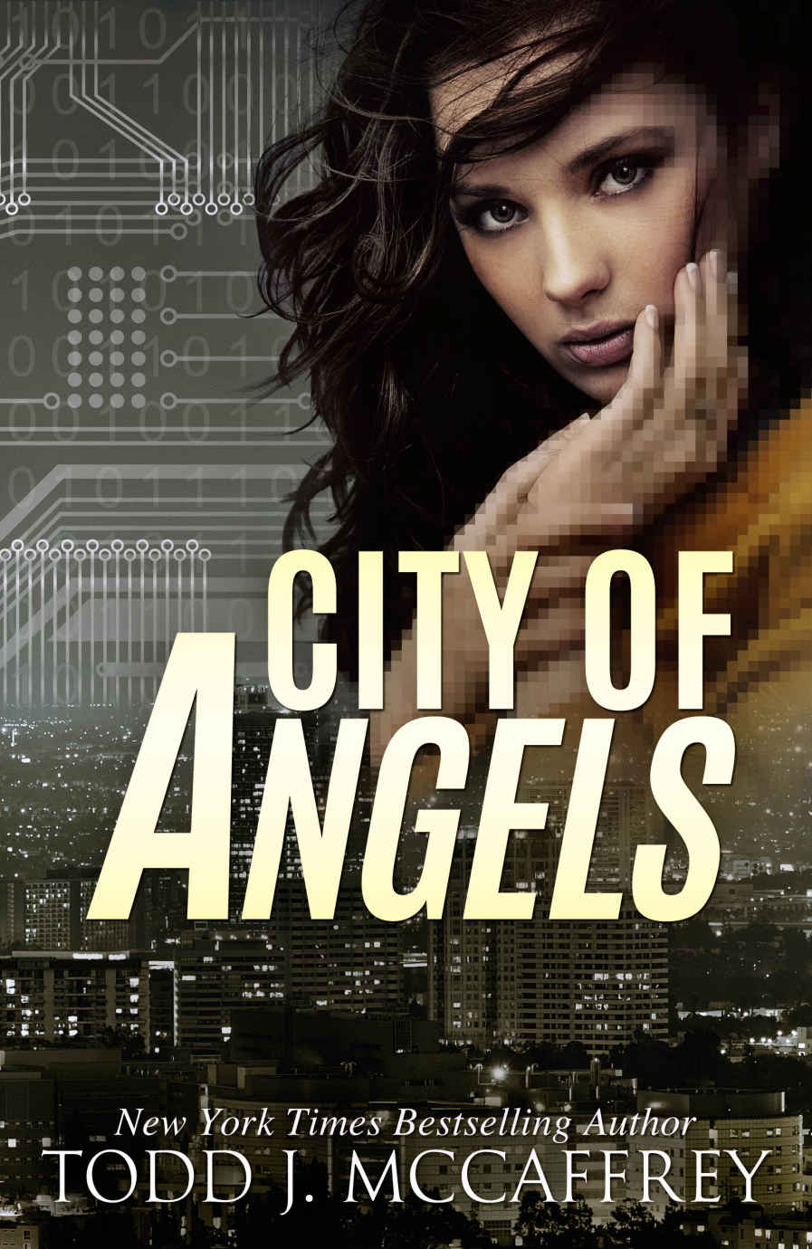 City of Angels by Todd McCaffrey - Book Cover