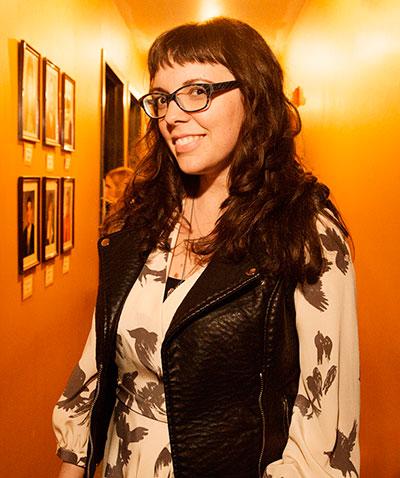 Danielle Davis, founder of Ladykiller marketing