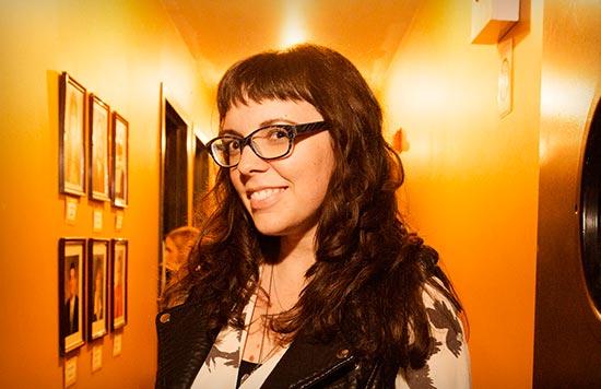 Danielle Davis, founder of Ladykiller marketing and PR