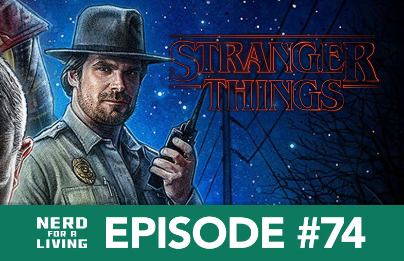 Episode 74 with David Harbour from Stranger Things