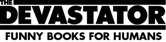 The Devastator logo