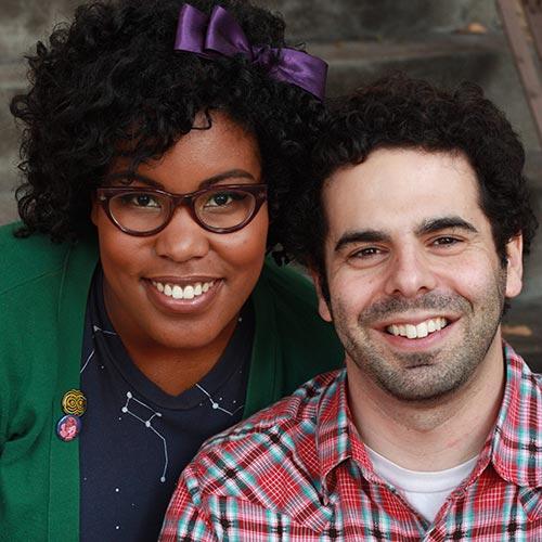 The Devastator: Amanda Meadows and Geoffrey Golden