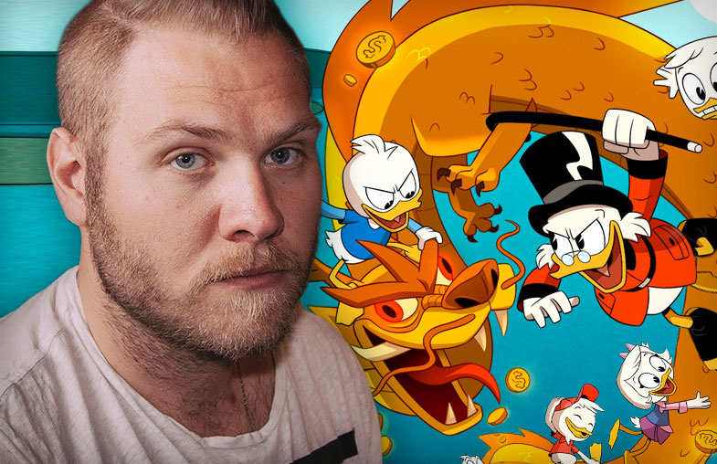 Dominic Lewis - Composer, DuckTales, Peter Rabbit