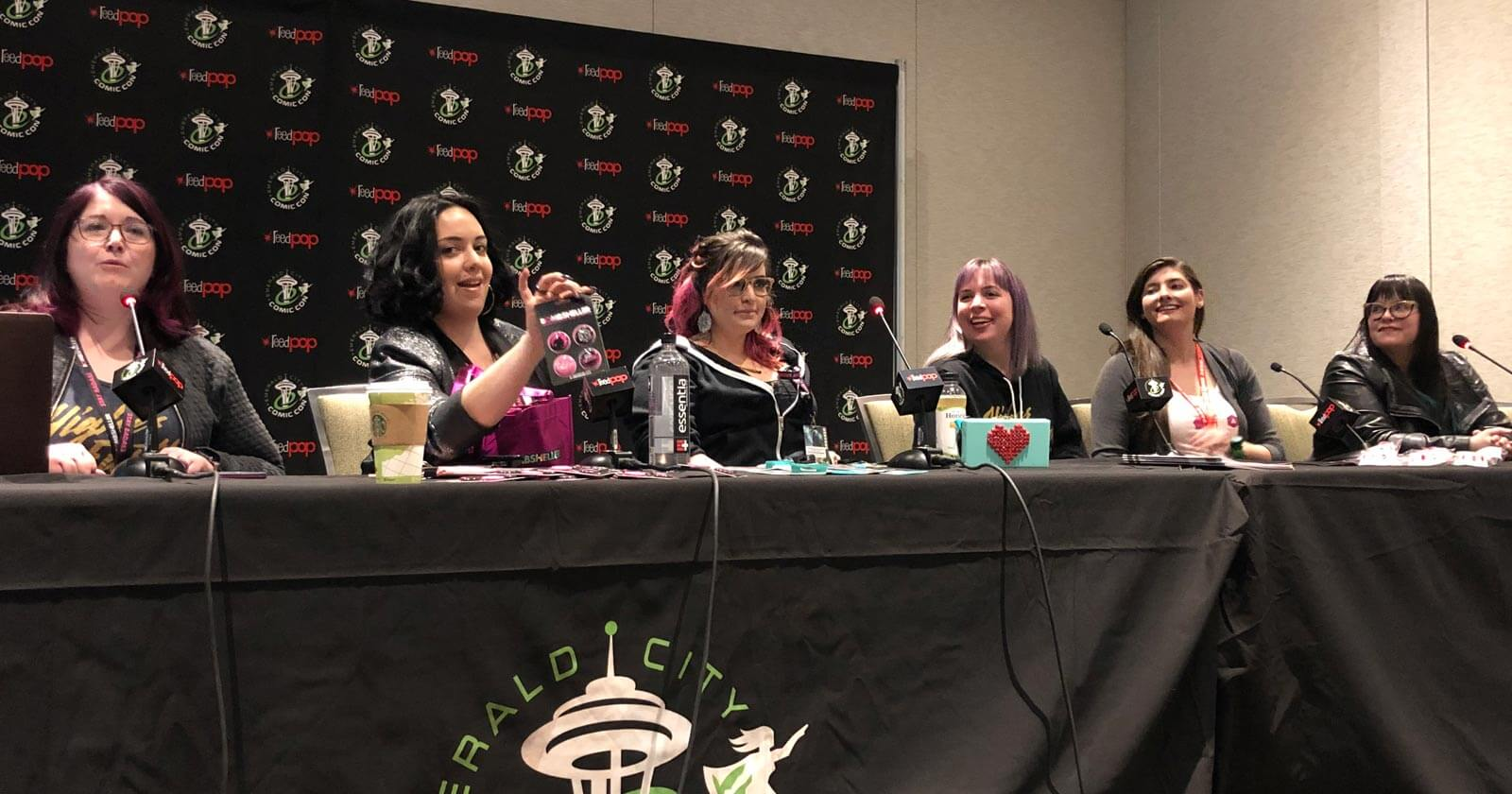 Cult of Side Hustle panel