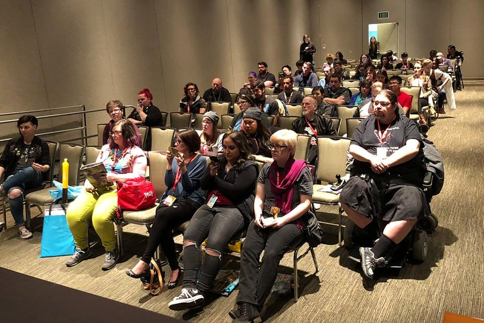 Emerald City Comic Con 2018: Marketing Isn't Magic panel