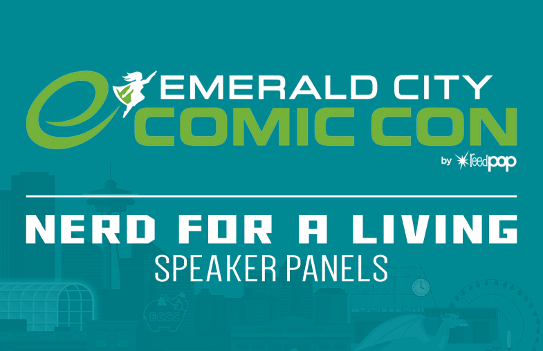 Emerald City Comic Con 2019 Panels