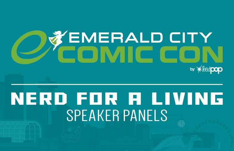 Emerald City Comic Con 2019 Panels