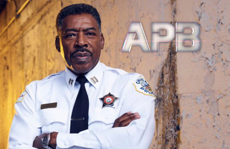 Ernie Hudson, actor - APB, Grace & Frankie, Ghostbuster, The Crow