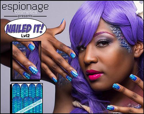 Espionage Cosmetics Kickstarter