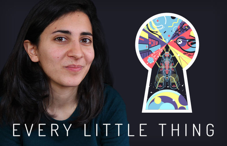 Flora Lichtman - Every Little Thing podcast