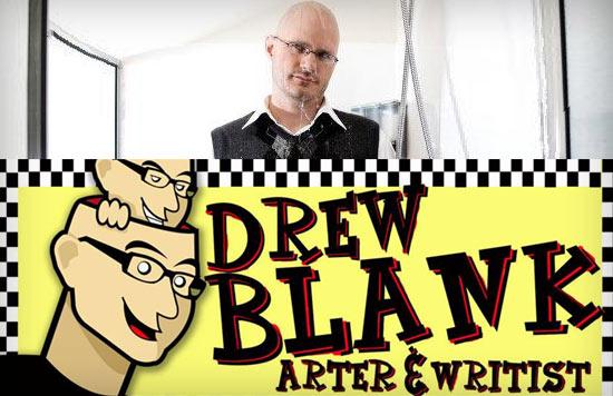 Drew Blank