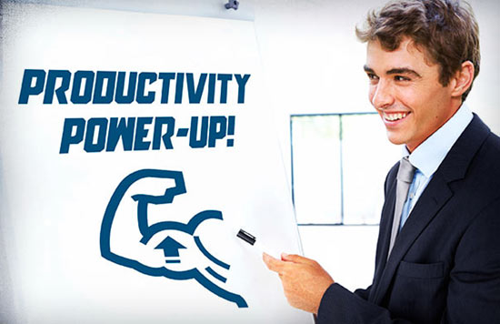 Productivity Power-Up