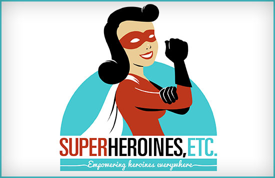 Super Heroines Etc.