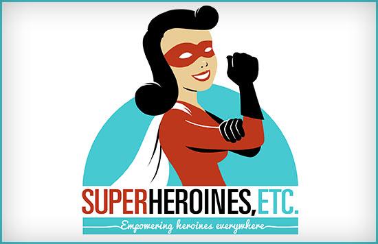 Super Heroines Etc.