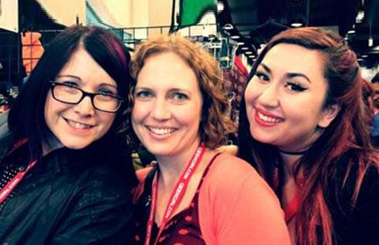 Geek Girl Con Panelists