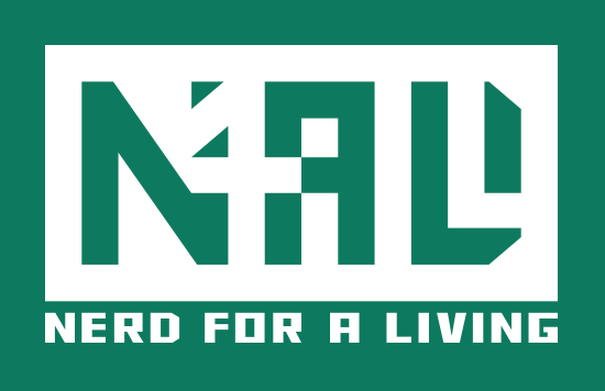 Nerd For A Living logo