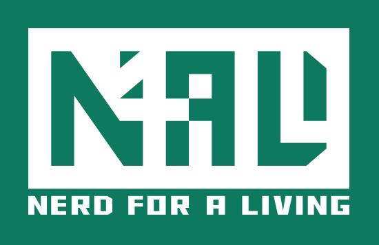 Nerd For A Living logo