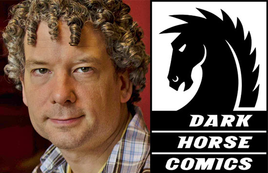 Scott Allie, Dark Horse Comics