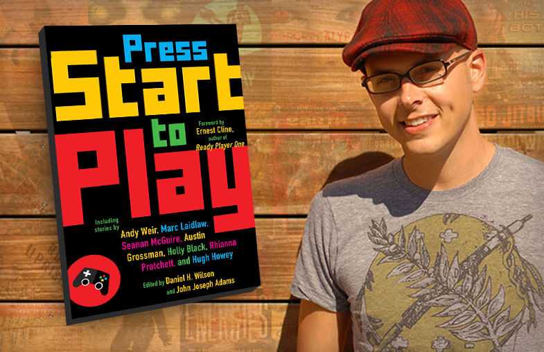 Daniel H. Wilson - Press Start to Play - Fictitious Podcast