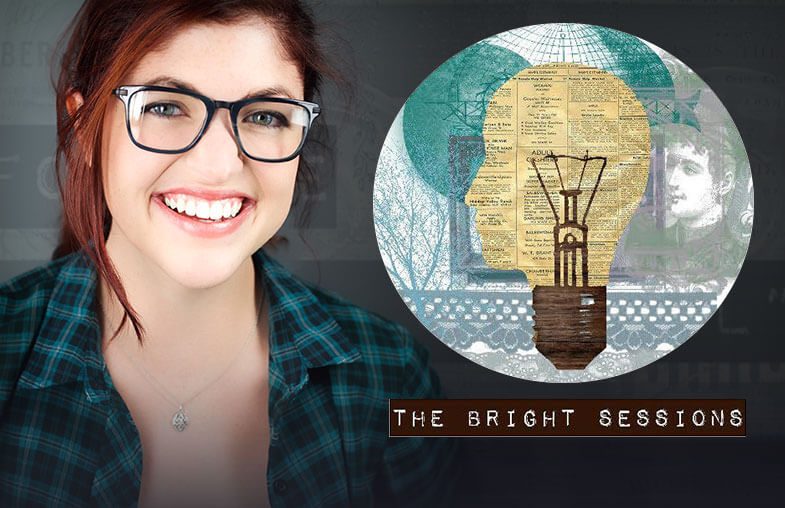 Lauren Shippen - writer/creator of The Bright Sessions