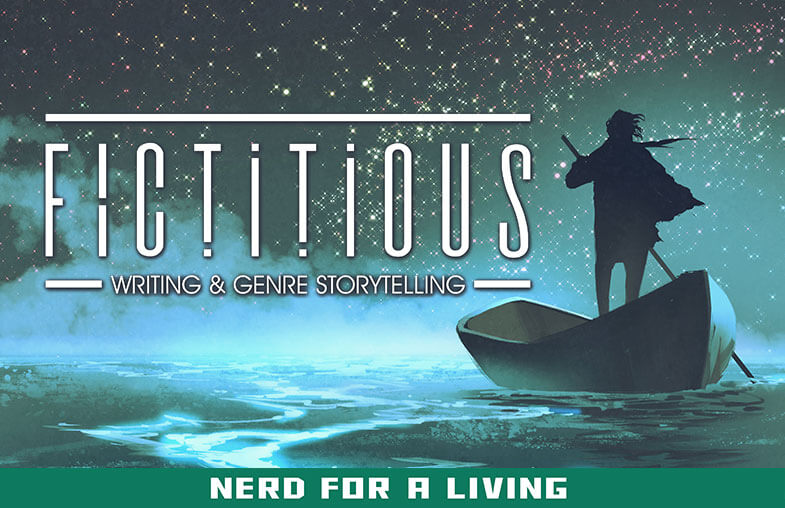 Fictitious Podcast - Writing & Genre Storytelling
