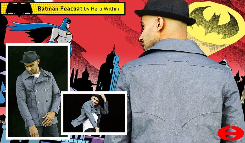 Hero Within - Batman Jacket