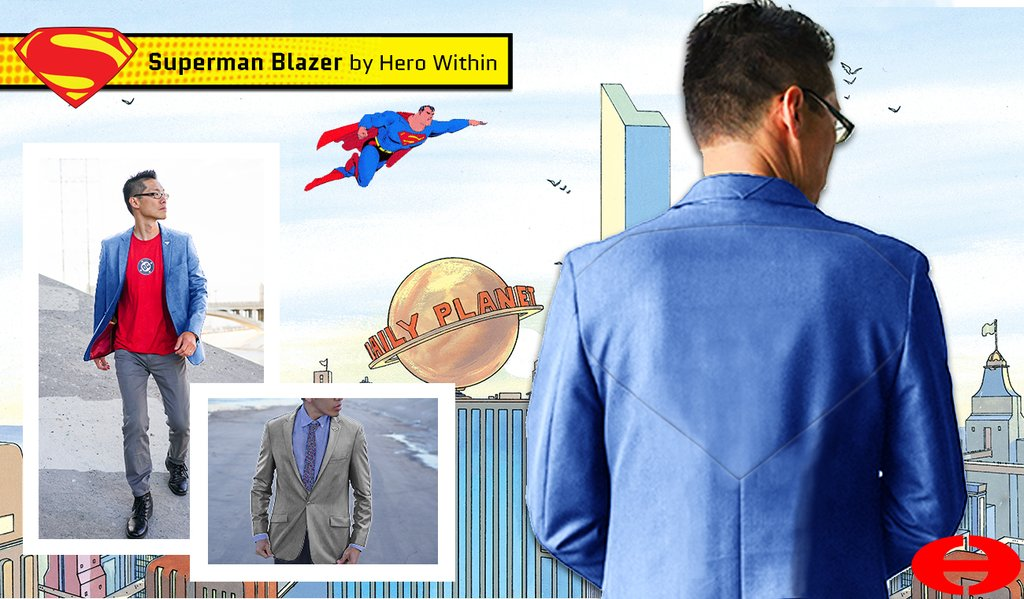 Hero Within - Superman Blazer