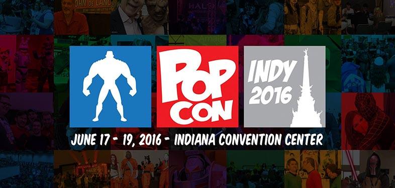 Indy PopCon 2016