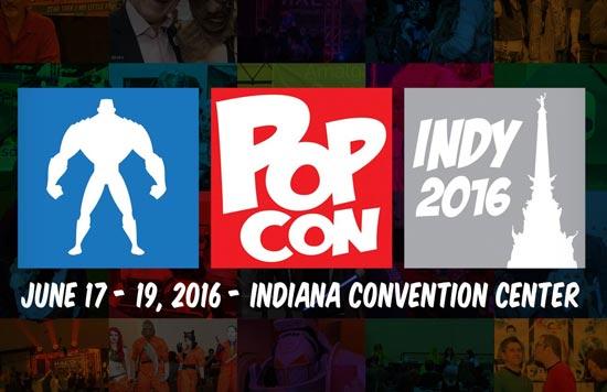 Indy Pop Con 2016