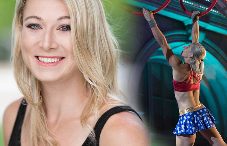 Jessie Graff, American Ninja Warrior, Supergirl Stuntwoman