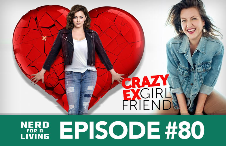 Episode 80: Crazy Ex Girlfriend choreographer Kathryn Burns