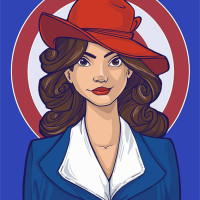 Karen Hallion - Agent Carter
