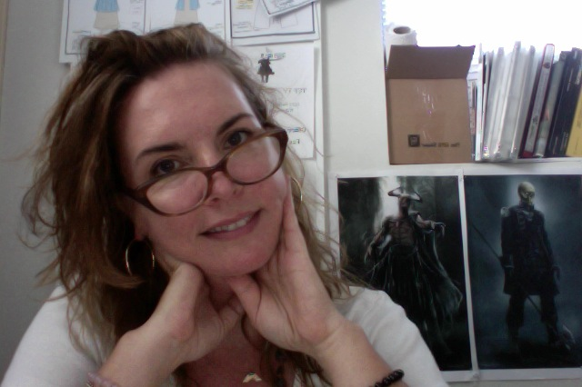 Kristin M. Burke, Costume Designer