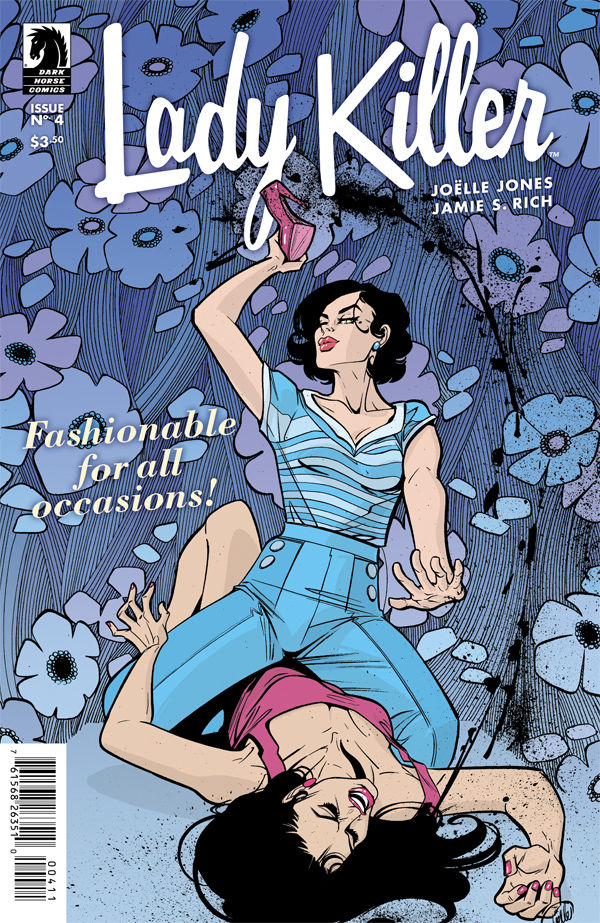 Lady Killer #4 by Joelle Jones and Jamie S. Rich